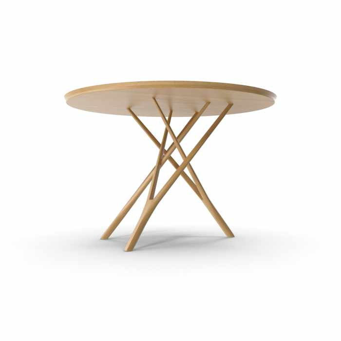 Rounded table t07