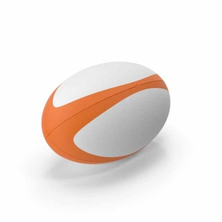 Rugby Ball Orange