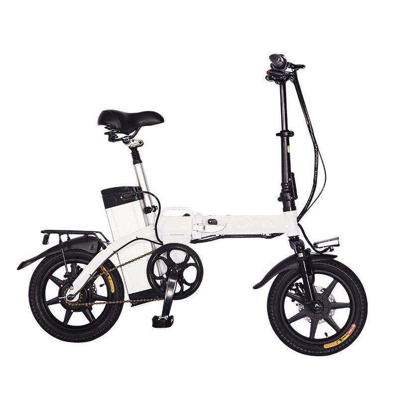 Electric bike type eb52